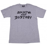 THRASHER T-SHIRT SKATE AND DESTROY