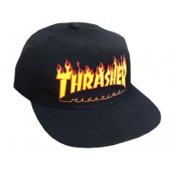 THRASHER CASQUETTE FLAME