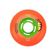 GYRO ROUE CARROT 76MM ORANGE X8