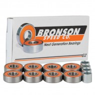BRONSON ROULEMENTS G2 X8