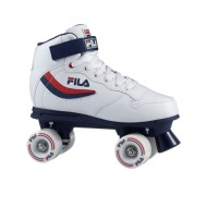 FILA ROLLERS QUAD ACE WHITE
