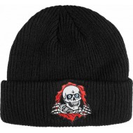 POWELL PERALTA BONNET RIPPER NOIR