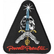 POWELL PERALTA PATCH WINGED RIPPER MEDIUM