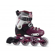 FILA ROLLERS JUNIOR NRK GIRL BLACK MAGENTA 2018