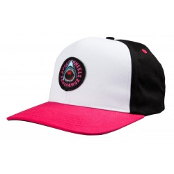 SANTA CRUZ CASQUETTE WHEELS SHARK SNAPBACK
