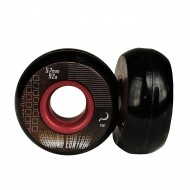 GROUND CONTROL ROUES 57MM 92A BLACK PURPLE