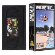 TOY MACHINE WAX VHS