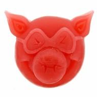 PIG WAX HEAD RED