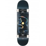 """GLOBE SKATE COMPLET G2 PARALLEL MIDNIGHT PRISM REALM 8.25"""""""