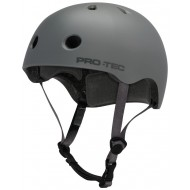 PRO TEC CASQUE THE CLASSIC GRIS