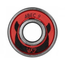 WICKED ROULEMENTS PACK X12 ABEC 9