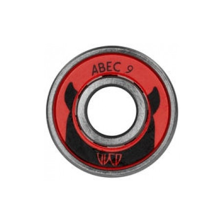 WICKED ROULEMENTS PACK X16 ABEC 9