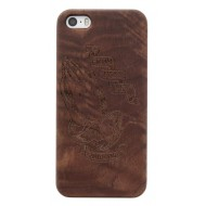 SANTA CRUZ COQUE IPHONE 5/5S COVER PRAY WOOD