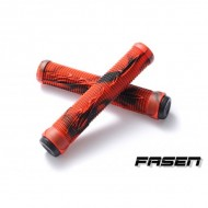 FASEN POIGNEES FAST BLACK ORANGE