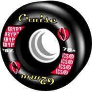 KRYPTOS ROUE QUAD CRUISE 62 NOIRE
