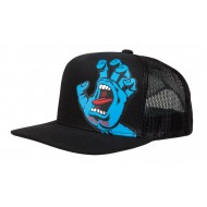 SANTA CRUZ CASQUETTE SCREAMING HAND SNAP