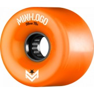 MINI LOGO ROUES AWOL 66 MM X 78A ORANGE