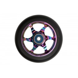FLAVOR ROUE 6ERS 110MM NEOCHROME + ROULEMENTS