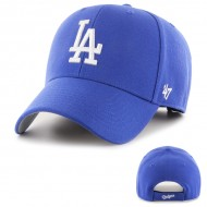47 BRAND CASQUETTE MLB LOS ANGELES DODGERS MVP ROYAL REPLICA