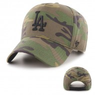 47 BRAND CASQUETTE MLB LOS ANGELES DODGERS GROVE  MVP DT CAMO
