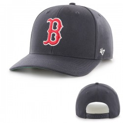 47 BRAND CASQUETTE MLB BOSTON RED SOX COLD ZONE MVP NAVY