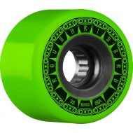 BONES ROUES ROUGHRIDERS GREEN TANK 59MM