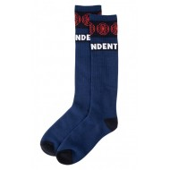 INDEPENDENT CHAUSSETTES TRIP BLUE