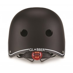 GLOBBER  CASQUE JR LIGHTS NOIR