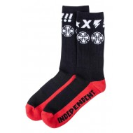 INDEPENDENT CHAUSSETTES ANTE BLACK