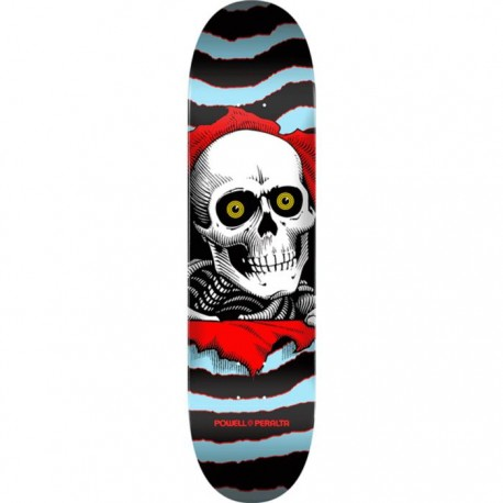 POWELL PERALTA PLATEAU PP WINGED RIPPER WHITE 8 X 31.45